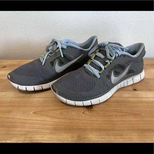☀️2 For $30☀️ Nike   Free Run+ 3.0 Size 6